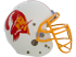 Saturday, January 7, 2006 - Washington Redskins vs. BuccaneersFan BUCS helmet