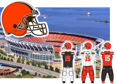 Cleveland Browns opponent of the Tampa Bay Buccaneers