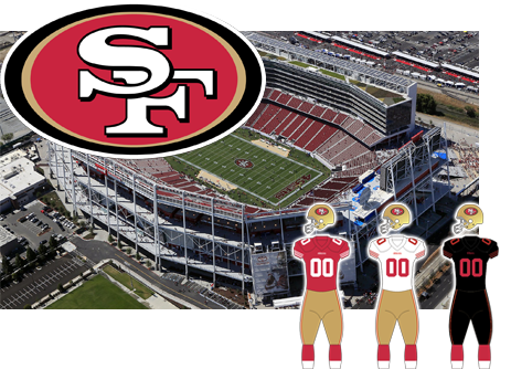 San Francisco 49ers opponent of the Tampa Bay Buccaneers
