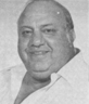 Abe Gibron 1983 Buccaneers Defensive Line Coach
