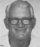 Bill Johnson 1982 Buccaneers Offensive Line Coach