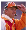 Sam Wyche 1993 Buccaneers Head Coach