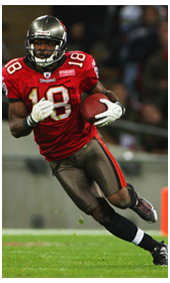 2009 Buccaneers International Series Season Uniform and Jersey patch