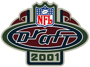 NFL Draft Logo 1990 to Present