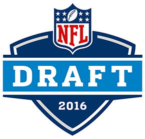 2016 NFL Draft Logo 1990 to Present