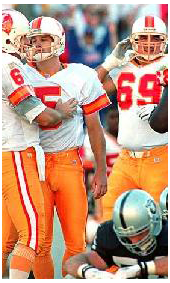 1977 Buccaneers Uniform and Jersey