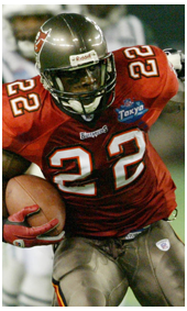 2003 Jersey featuring the new Buccaneers Uniform Tokyo Game patch #19