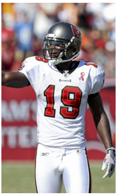 2011 Jersey featuring the new Buccaneers September 11th patch memorial for 9-11