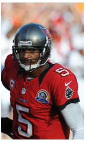 2012 Buccaneers International Series Season Uniform and Jersey patch
