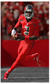 2016 Buccaneers Color Rush Uniform and Jersey patch
