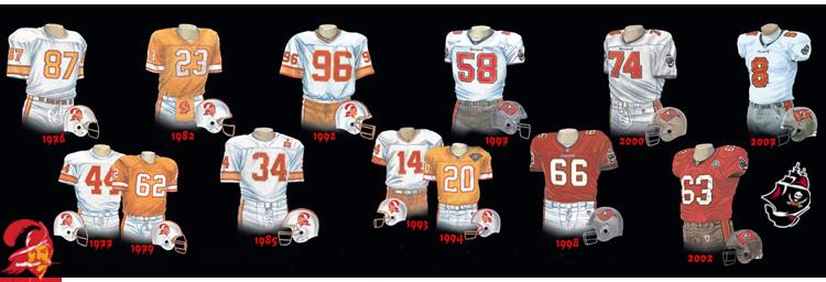 old buccaneers jersey